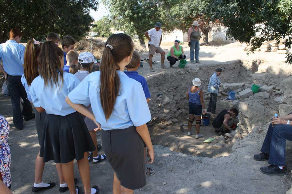 TLC Private School Location - Archaeology