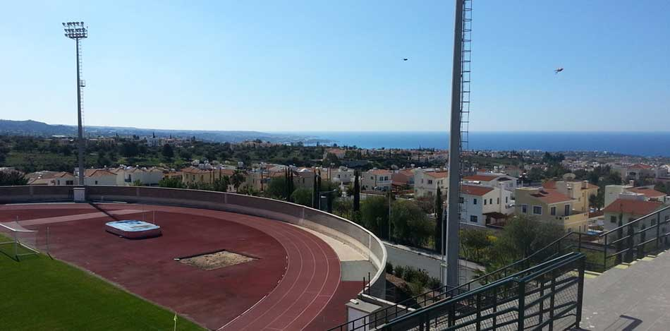 TLC Private School Location - Peyia Stadium