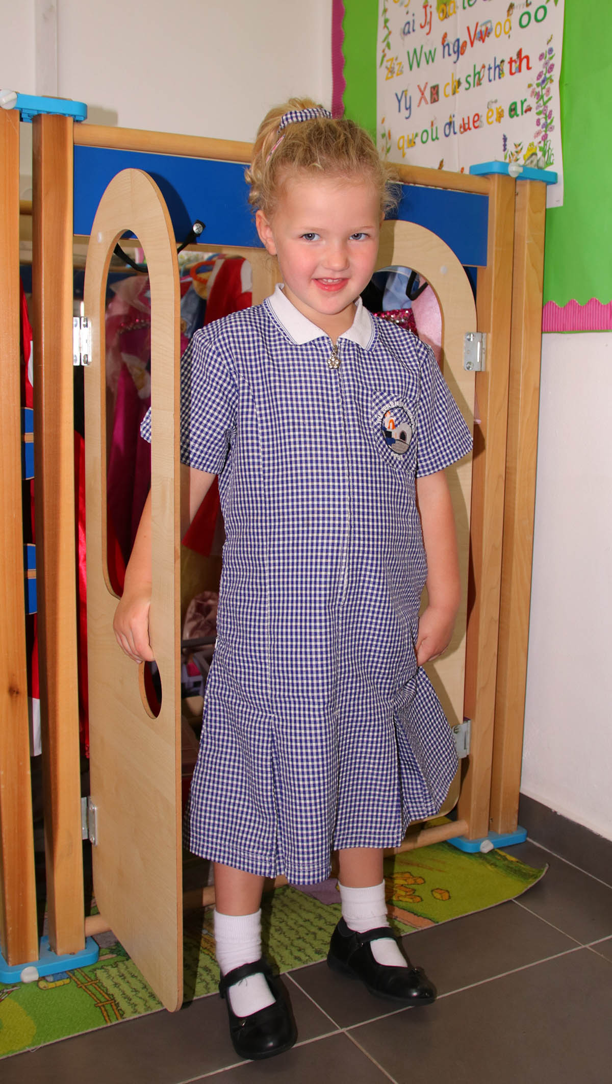 TLC Private School - School Uniform - Kindergarten & Reception