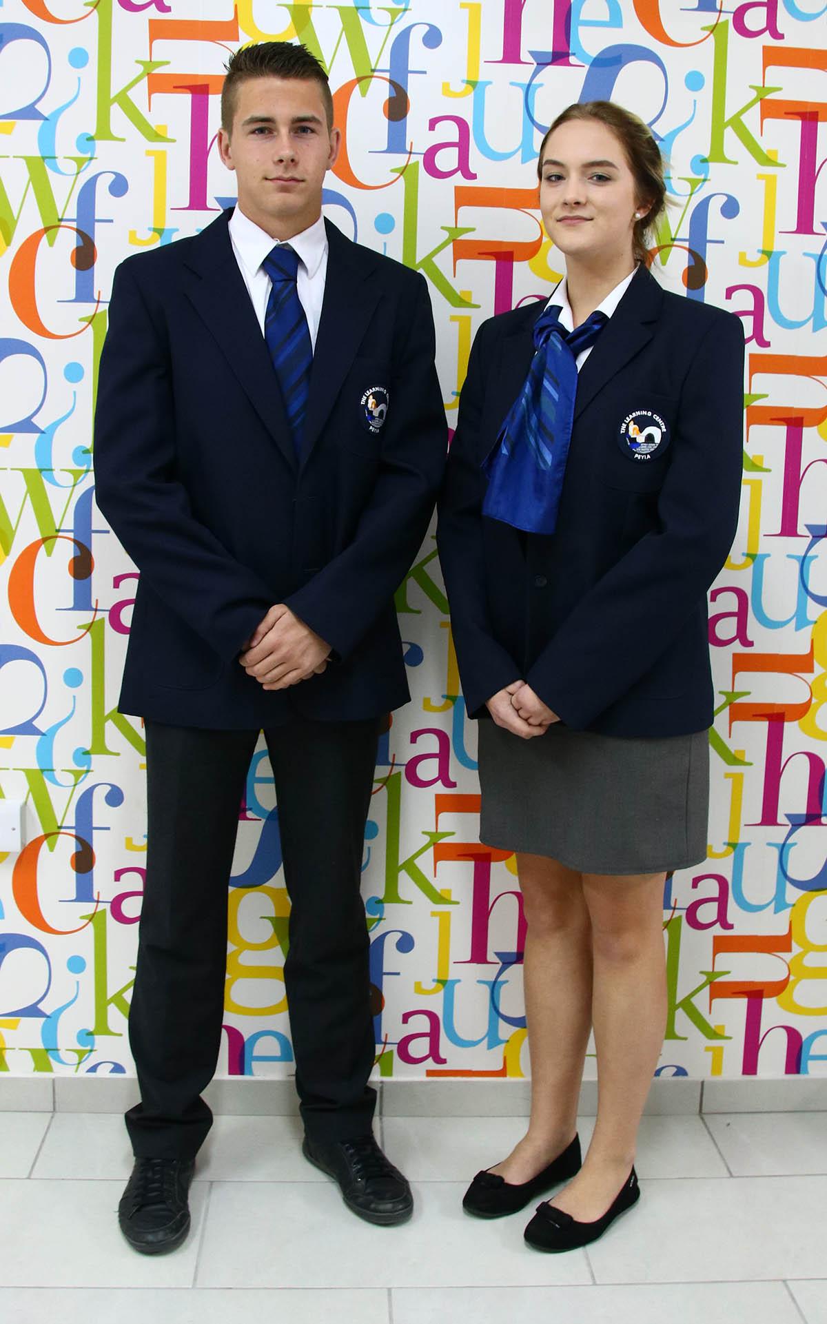 TLC Private School - School Uniform - 6th Form