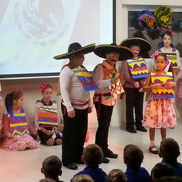 tlc school assembly mexican topic